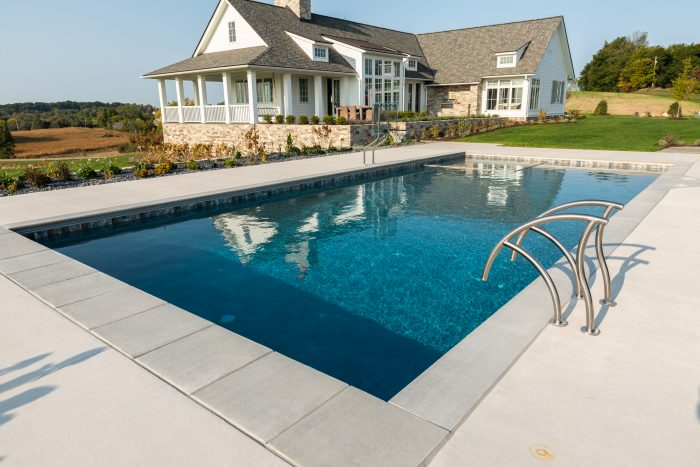 Custom Shotcrete pool